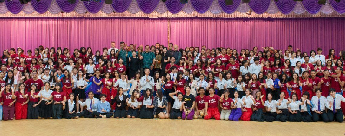 Bali State Polytechnic Delegates Visit RMUTP