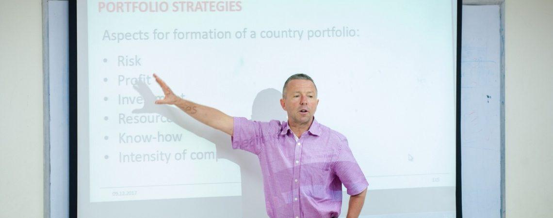 International Marketing for Entrepreneur